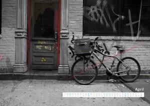 New York Kalender 2016